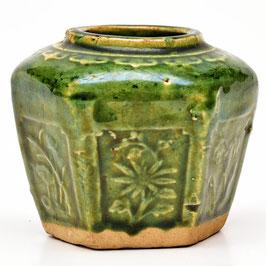 Gemberpot groen #160