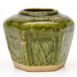 Gemberpot groen #154