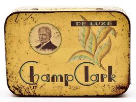 Blikje Camp Clark De Luxe - 10 sigaren Amarillo No 1542
