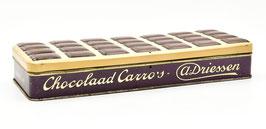Blik 'Carro' - Chocolaad Carro's A. Driessen #3