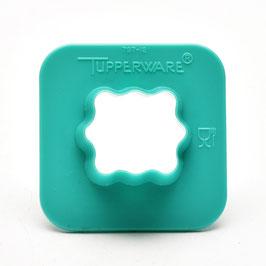 Steekvormpje Tupperware groen