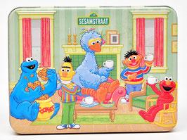 Blik 'Sesamstraat' van Pickwick