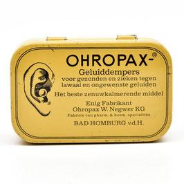 Blikje Ohropax