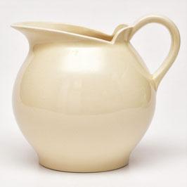 Art-deco melkkan wit model Texel van Societe Ceramique