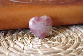 Coeur Aventurine Rose T1