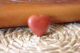Coeur Jaspe Rouge T1 - Spécimen IX
