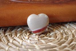 Coeur Jaspe Rouge T1 - Spécimen II