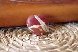 Coeur Jaspe Rouge T1 - Spécimen IV