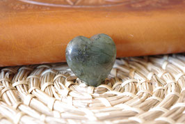 Coeur Labradorite T1 - Spécimen I