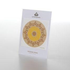 Goldener Strahl - Symbol