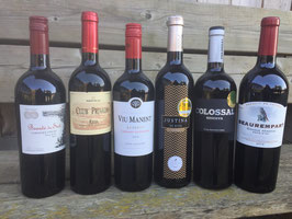 De Fijne Wijnen proefpakket: Vol & Krachtig Rood