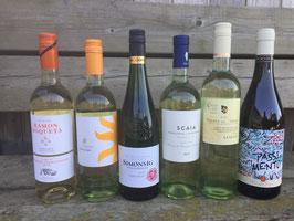 De Fijne Wijnen proefpakket: Stuivend fris Wit