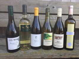 De Fijne Wijnen proefpakket: Vol & Romig Wit