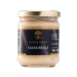 Salsa Real de Trufas.