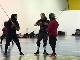 Private Swordsmanship Lesson