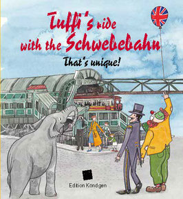 Tuffi's ride with the Schwebebahn – That's unique! (Englisch)