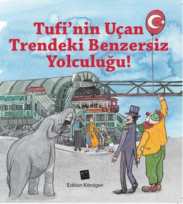 Tuffis Schwebebahn-Fahrt – Das gibt's nur einmal! (Türkisch)