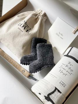 Limitierte Newborn Box / Geschenkset zur Geburt