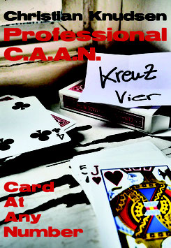 Professional C.A.A.N. - Card At Any Number