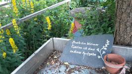 verschiedene Gartentafeln*