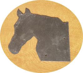 Pferdekopf groß und klein