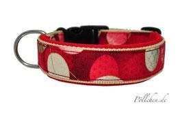 Pöllchen Komforthalsband Red Asia