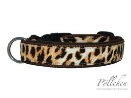 Pöllchen Komforthalsband Gepard