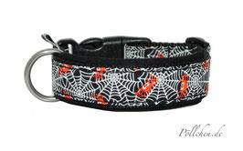 Pöllchen Komforthalsband Spinnennetz
