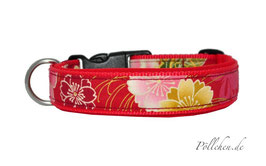 Pöllchen Komforthalsband Floral Asia