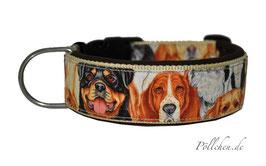 Pöllchen Komforthalsband Hunde