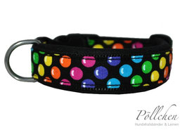 Pöllchen Komforthalsband Rainbowballs