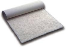 Yogamatte aus reiner Schurwolle (75 cm breit)