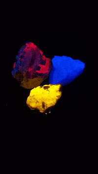 UV mineralen beginners set * LW +++