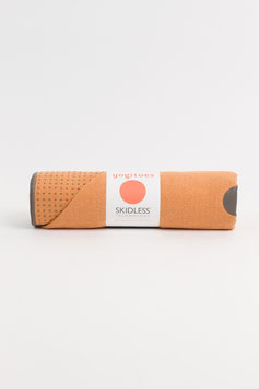 "MANDUKA - YOGAMATTENTUCH ""GOLDEN YOGITOES SKIDLESS TOWEL"""