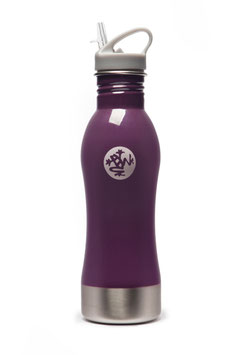 "MANDUKA - TRINKFLASCHE  ""STAINLESS  STEEL WATER BOTTLE – SMOKEY QUARZ"""