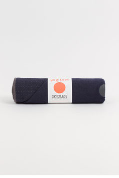 "MANDUKA – YOGAMATTENTUCH ""MIDNIGHT"" YOGITOES SKIDLESS TOWEL"""