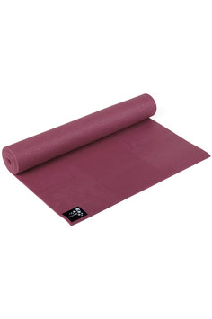 "YOGISTAR –YOGAMATTE BASIC ""BORDEAUX"""