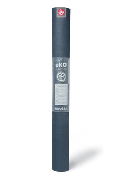"MANDUKA - YOGAMATTE ""MIDNIGHT EKO SUPER LITE MAT 1.5mm"""