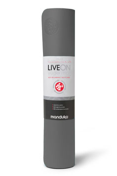 "MANDUKA - YOGAMATTE ""THUNDER 2-TONE LIVE ON MAT 5mm"""