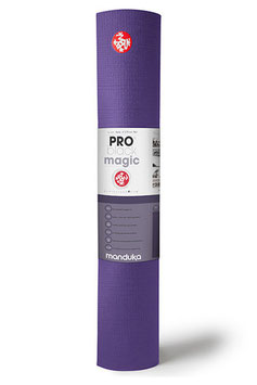 "MANDUKA - YOGAMATTE ""BLACK MAGIC PRO MAT 6mm"""
