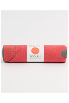 "MANDUKA - YOGAMATTENTUCH ""CLAY YOGITOES SKIDLESS TOWEL"""