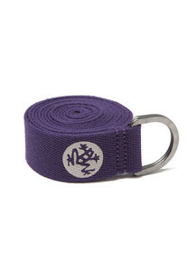 "MANDUKA - YOGAGURT   ""UNFOLD MAGIC D-RING STRAP 244 cm"""