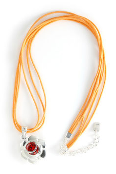 SHANTIBOUTIQE – SAKRALCHAKRA COLLIER ORANGE