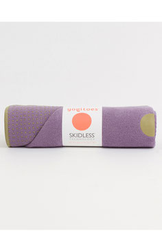 "MANDUKA - YOGAMATTENTUCH ""TWILIGHT YOGITOES SKIDLESS TOWEL"""