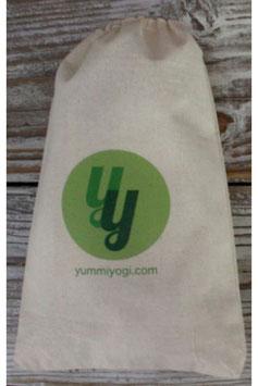 """YUMMI YOGI – GESCHENK- UND AUFBEWAHRUNGSBEUTEL KLEIN """"COOKIE CUTTER SMALL REUSABLE GIFT BAG"""""""