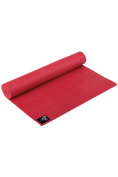 "YOGISTAR –YOGAMATTE BASIC ""FIRE RED"""