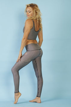 "TEEKI – LEGGINGS ""DUST &  GOLD HOT PANT"""