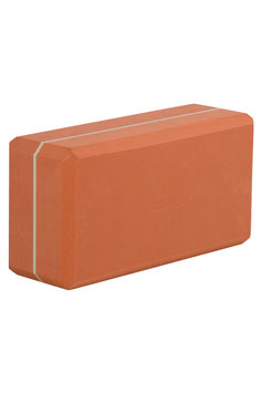 "YOGISTAR – YOGIBLOCK BASIC ""TERRACOTTA"""