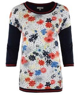 Damen Shirt floral
