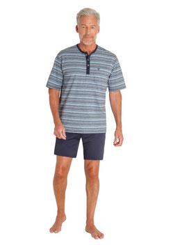 Sommer Pyjama mit kurzer Hose